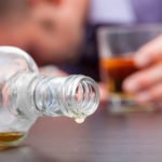 Uncontrolled consumption of alcohol